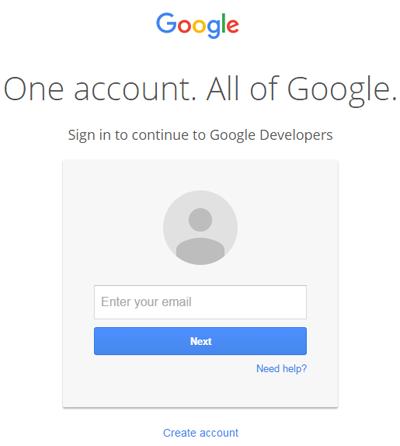 google-account-login