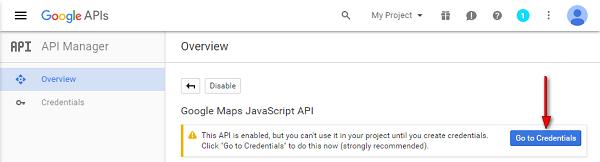 google-credentials