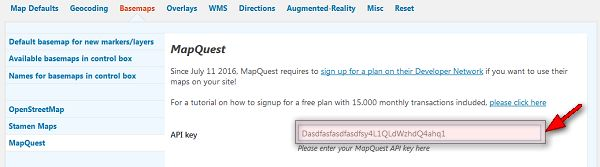 How to register a free MapQuest API key » Maps Marker Pro Map Mapquest on people connection map, travel maps, satellite maps, street maps, leaflet map, map of map, people finder map, get directions, city maps, area code lookup map, travel directions, road maps, maps with driving directions, google earth map, map it, driving directions, maps directions, encarta map, area code finder map, mapquest directions, online maps, us map, virtual earth map, driving maps, city street maps,