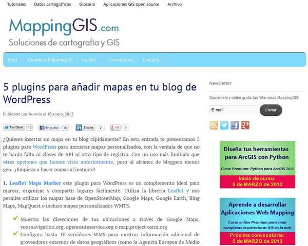 mappinggiscom