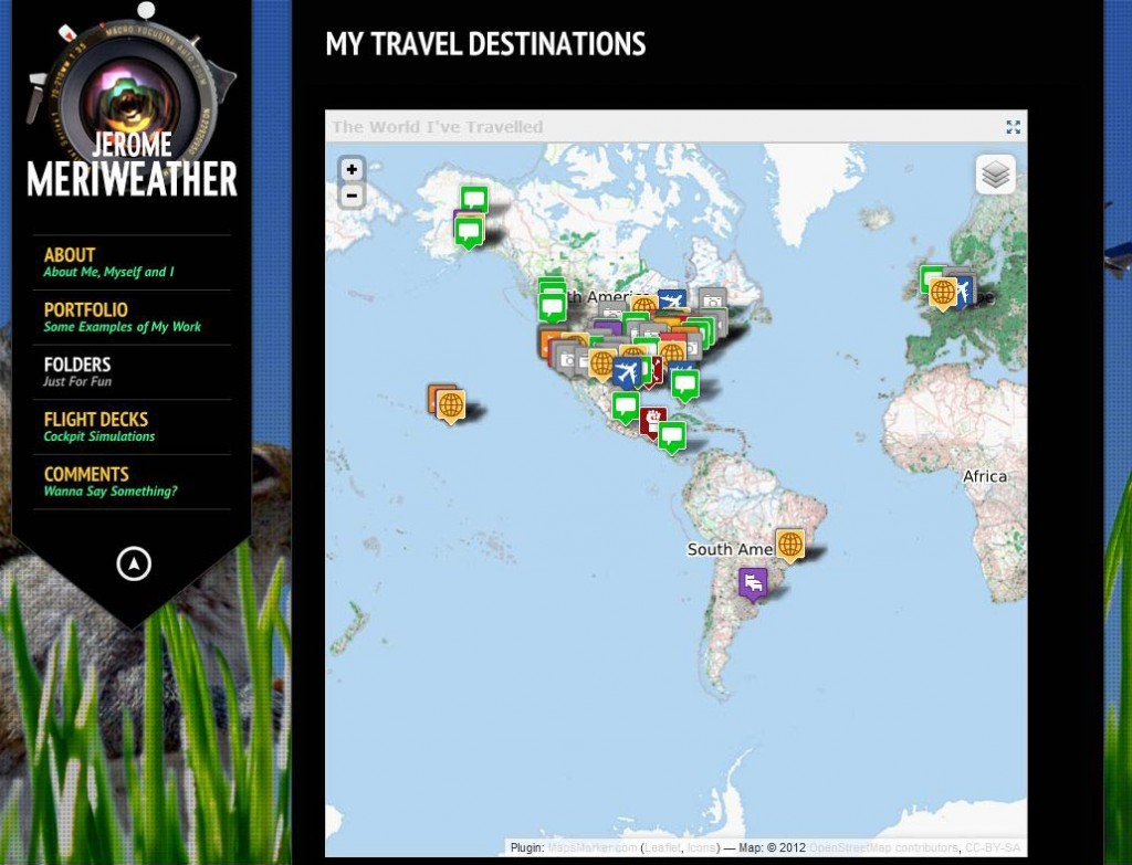 Showcases » Maps Marker Pro on my travel group, my travel holidays, my travel itinerary, my travel agent, my travel health, my travel history,